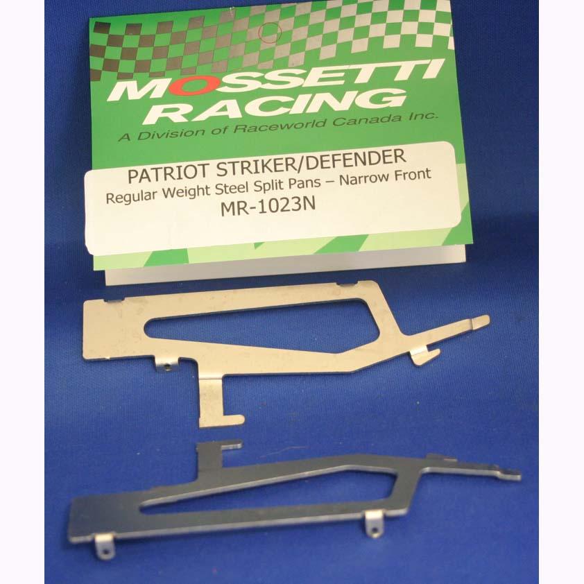 Defender Steel Pan Section Mid America Mossetti MR-1022N Patriot Striker